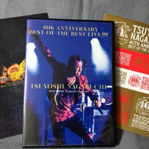 長渕剛 40th DVD BOOK
