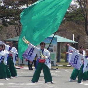 〈演舞報告〉道の駅「てんのう」周年祭