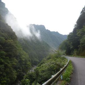 四国ツーリング【22日目】石鎚山登山