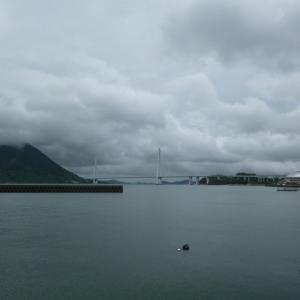 四国ツーリング【24日目】雨模様のためワープ