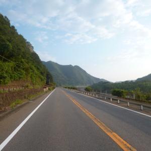 四国ツーリング【26日目】岐阜から長野へ・妻籠宿、鷲ヶ峰