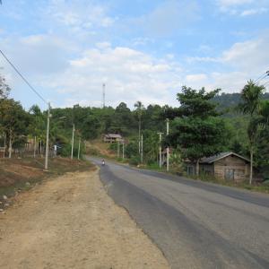 ミャンマー南端から北上・ミェイクへ