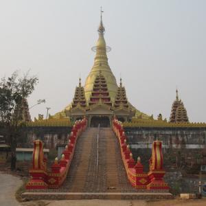 国境越え・ミヤワディ(ミャンマー)からメーソート(タイ)へ