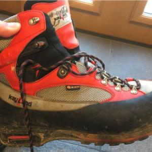 重登山靴の存在意義について・・・ 今は買う気になれない3つの理由