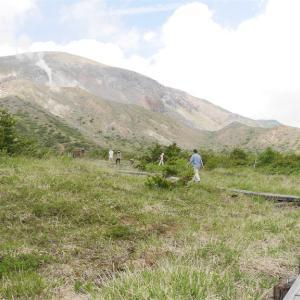日本一周 福島 磐梯山