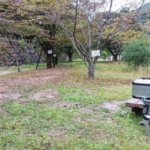 飲水は持参しよう!無料キャンプ場 熊本の白岩戸公園