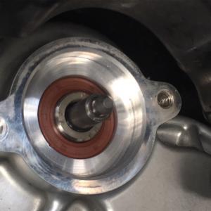 R1200GSA(空冷) クラッチレリーズシリンダーからの油漏れの真相