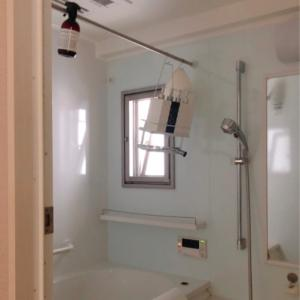 お風呂の綺麗をキープするために!
