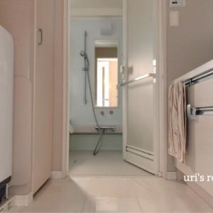 やっぱりバスマットは…コレが最高!そして狭い洗面所の収納。