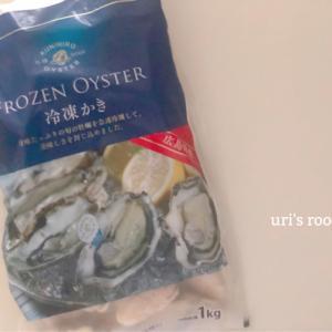 絶品!簡単!牡蠣、大好きヽ(´▽`)/