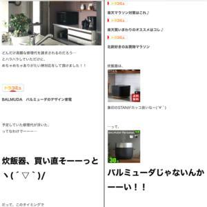 ポチレポ!とうとう…というか、やっと買った例のキッチン家電。