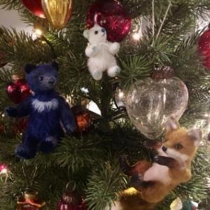 クリスマスのお遊び