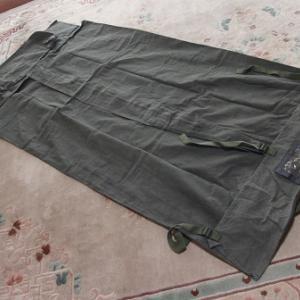 陸上自衛隊 JGSDF(Japan Ground Self Defense Forces)の寝具覆い(OD)‼