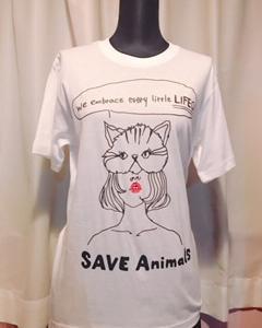 宮古島SAVE THE ANIMALSシャツとおもろーい人生