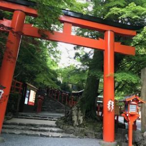 京都・貴船神社~水の神様
