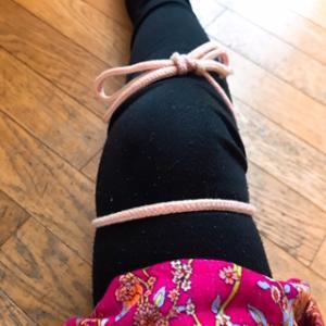 膝痛の「ヒモトレ」