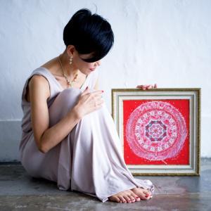 あなたのために描く世界にたったひとつの曼荼羅アート