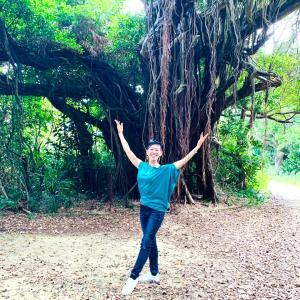 バリ島で出会った神聖なる木ガジュマル