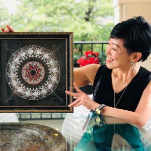 ラスト1点オリジナル曼荼羅アートを特別価格にて手にするのは