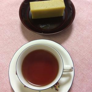 秋を感じたお茶の時間