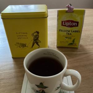黄色い箱のお茶を選んだわけは…