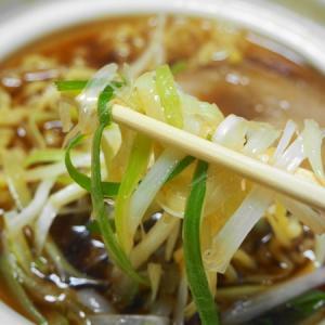 セブンのこく旨ネギ醤油ラーメン☆絶賛スープ!