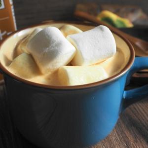 ホット豆乳☆冬はあったか豆乳でほっこり