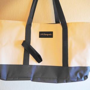 ダイソーレジかごバッグが保冷加工&折りたためて超優秀!
