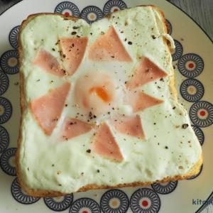 焼きヨーグルトたっぷりのさっぱりトースト2種♪