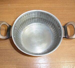【908UP】29年愛用した鍋