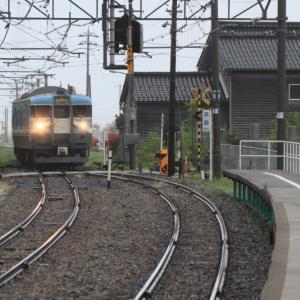 単線区間の国鉄型(2012年)