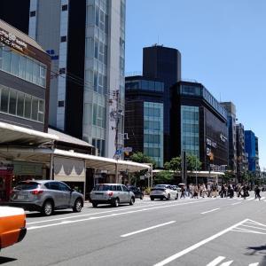 京阪でスナップ。