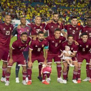 【悲報】日本をボコしたベネズエラのW杯南米予選の成績wwwwwwwwwww