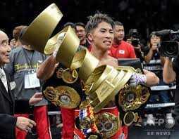 井上尚弥選手 WBSSバンタム級優勝 感動しました!