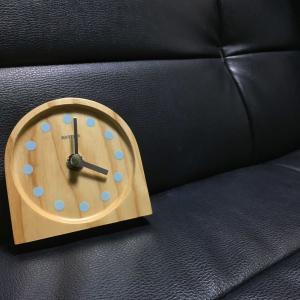 置時計のレビュープレゼント / 梅しそピラフ