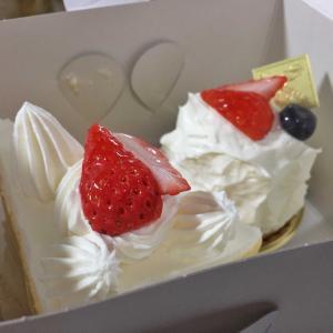 母の誕生日はいちごのショートケーキが定番