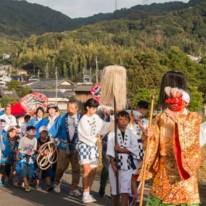 天田神社 秋祭 だんじり 『ニギハヤヒと住吉神は同一神だった?』