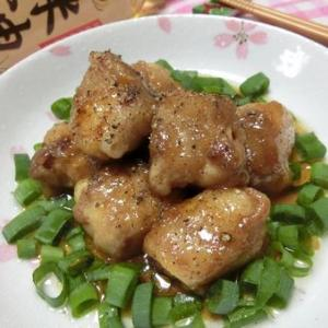 米油でうま味が活きる♪ 冷凍豆腐の豚バラ巻き照り焼き ブラックペッパー仕上げ☆