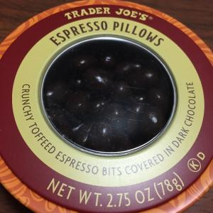 Trader Joe's ESPRESSO PILLOWS