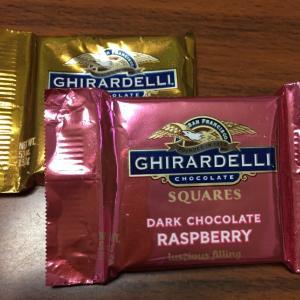 やっぱりNY土産の定番はGHIRARDELLIのチョコレート