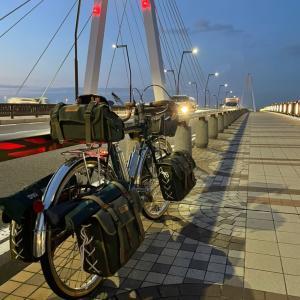 愛川町自転車キャンプ