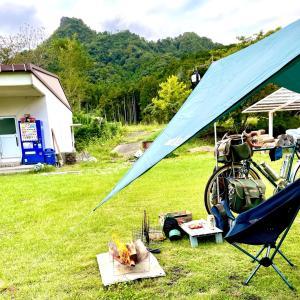 またまた 平群 平久里 HEGURI HUBキャンプ