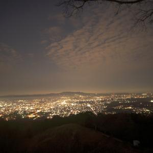 奈良弾丸夜景撮影の旅