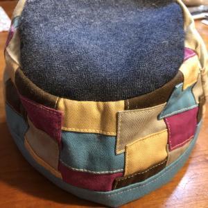 山女日記の帽子