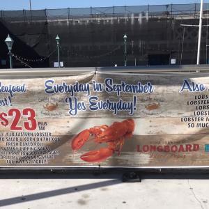 Quality Seafood ~レドンドビーチ