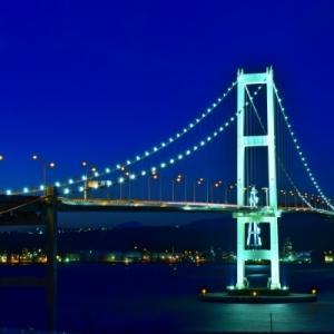 白鳥大橋は手強かったです^^;