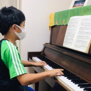 【演奏動画】5年生 ピアノ男子♪
