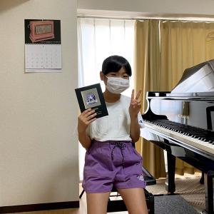 【ピティナ コンペ】予選・本選、優秀賞おめでとう!