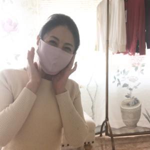 【 竹布マスク到着しました】