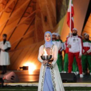 カフカズ地方の文化と体育祭り